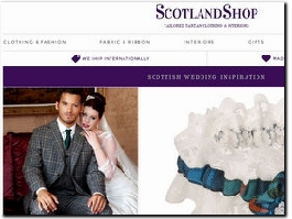 http://www.ScotlandShop.com website