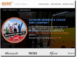 http://gogocharters.co.uk/london-coach-hire website