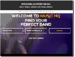 https://musichq.co.uk/ website