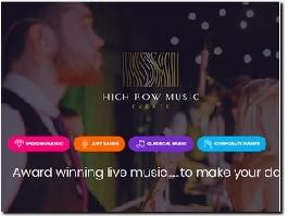 http://www.highrowmusic.com website