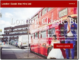 http://www.routemaster-wedding-bus.co.uk website