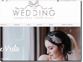 https://theweddingveilshop.co.uk/ website