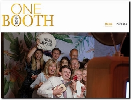 http://onebooth.co.uk website