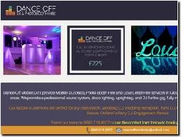 https://www.danceoffmobiledjs.co.uk website