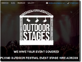 https://www.outdoorstages.co.uk website