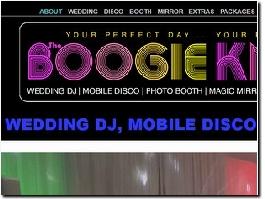 https://www.boogie-knight.co.uk website