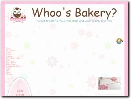 http://www.whoosbakery.com website