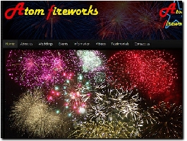 http://www.atomfireworks.co.uk website