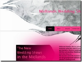 http://www.midlandsweddingshows.com website