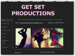 http://www.getsetproductions.co.uk website