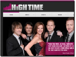 http://www.hightimeband.com website