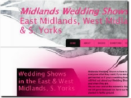 http://www.midlandsweddingshows.com/ website