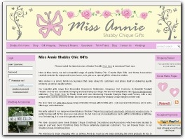 http://www.missannie.co website