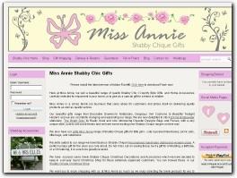 http://www.missannie.co website