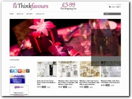 http://www.thinkfavours.co.uk website