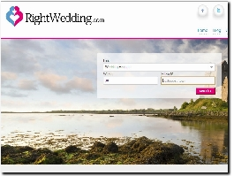 http://www.rightwedding.com website