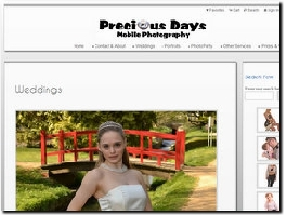http://www.preciousdays.co.uk website