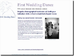 http://www.firstweddingdance.co.uk/index.html website