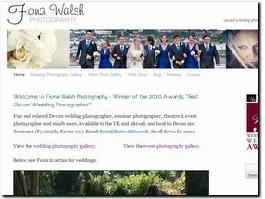 http://www.fionawalsh.co.uk website