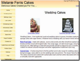 http://www.ferriscakes.co.uk website