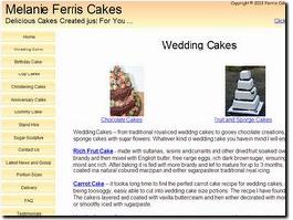 http://www.ferriscakes.co.uk website