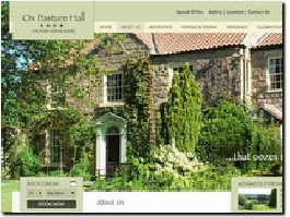 http://www.oxpasturehallhotel.com/weddings website