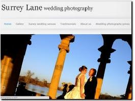 http://www.surreylaneweddingphotography.co.uk website