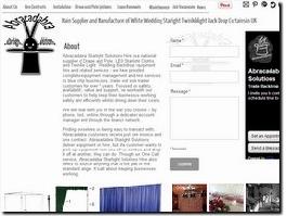 http://www.abracadabra-backdrops-glasgow.co.uk website