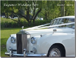 https://www.eleganceweddingcars.co.uk website