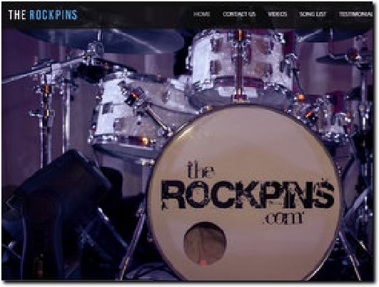 http://therockpins.com website