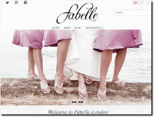 http://www.fabelle-london.com website