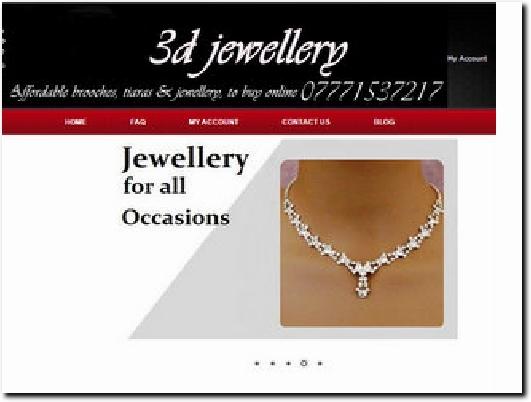 http://www.3djewellery.co.uk website