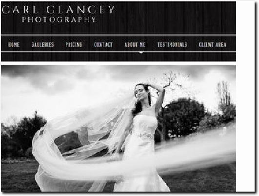 http://www.carlglanceyphotography.com website