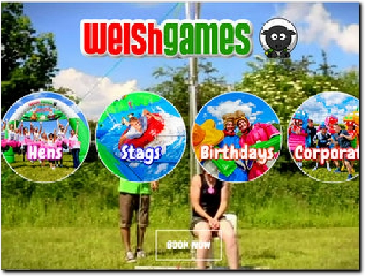 http://welshgames.co.uk website