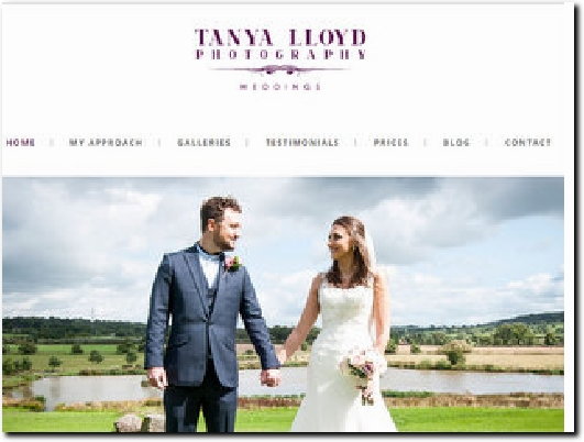 http://www.tanyalloyd.co.uk website