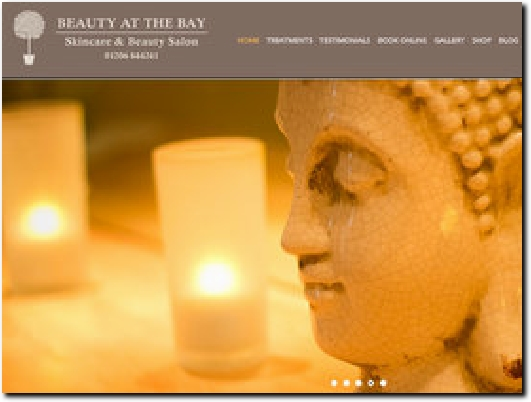 http://beautyatthebay.co.uk website