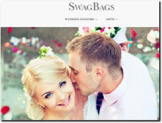 http://www.swagbags.co.uk website