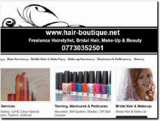 http://www.hair-boutique.net website