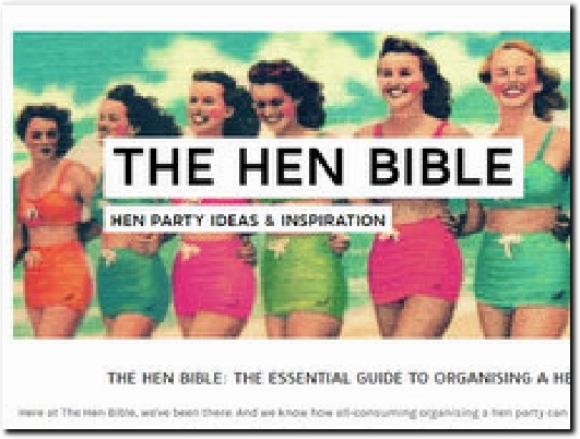 http://thehenbible.co.uk website
