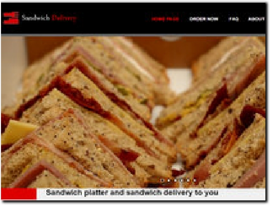 https://sandwichplatterdelivery.co.uk/ website