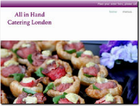 http://allinhandcatering.co.uk/ website