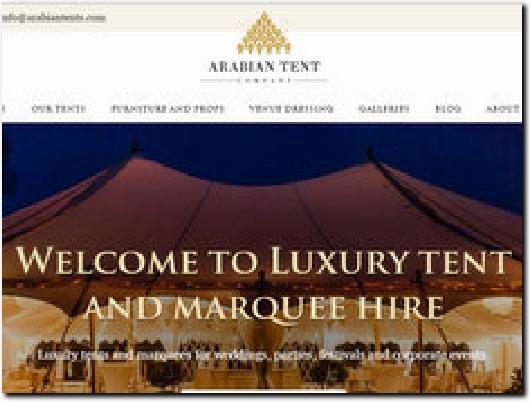http://arabiantents.com/ website