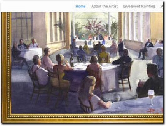 http://paintingtheday.com website