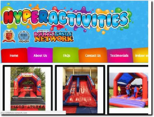 http://www.bouncycastlehire-norwich.com website