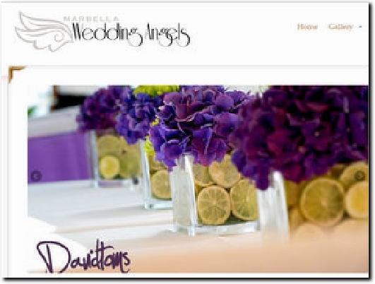 http://www.marbellaweddingangels.com/ website