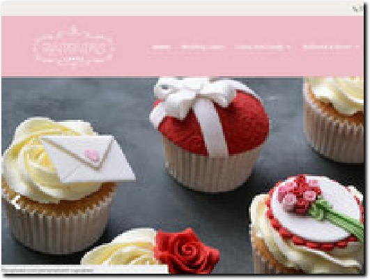 http://www.antoniascakes.co.uk website