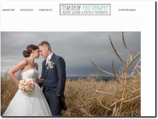 http://teardropphotography.co.uk website