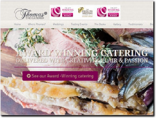 http://www.thomasthecaterer.co.uk/ website