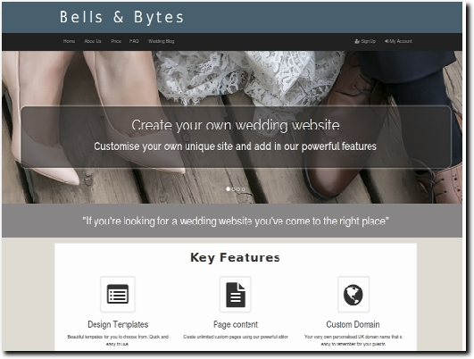 https://www.bellsandbytes.co.uk/ website