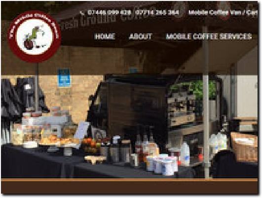 http://themobilecoffeebean.com website